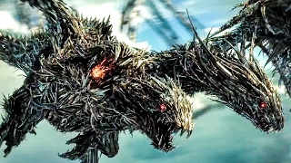 "TRANSFORMERS 5: THE LAST KNIGHT ""Dragon Decepticons"" Trailer (2017)"