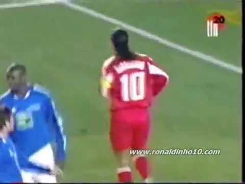 Time do Ronaldinho vs. do Shevchenko