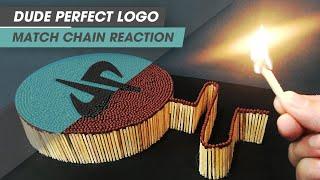 Dude Perfect Logo Match Chain Reaction