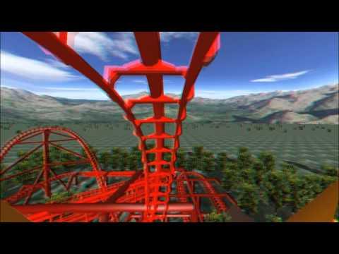 Xxx Mp4 3D Rollercoaster Falcon 3D Glasses Needed No Limits Simulator 3gp Sex