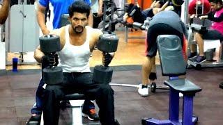 Shoulder Workout || Level Pro || SACHIN SINGH || BHC