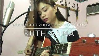 Moonlight Over Paris (Paolo Santos) Cover - Ruth Anna