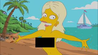 The Simpsons ALL SEX SCENES - WOMAN