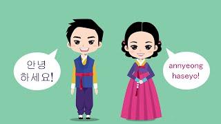 100 bài hội thoại tiếng Hàn Quốc thông dụng sử dụng hằng ngày | 1800 câu giao tiếp tiếng Hàn Quốc