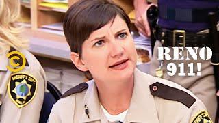 Is Wiegel Dating a Serial Killer? - RENO 911!