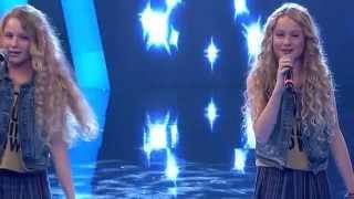 ذا فويس تركيا | طفلتان توأم يبهروا الحكام والجمهور بأداؤهم الرائع لأغنية