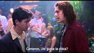 10 things I hate about you - Kat drunk