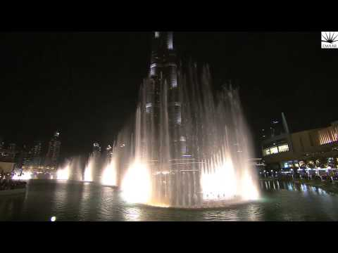Xxx Mp4 The Dubai Fountain Downtown Dubai Performs Ensan Aktar 3gp Sex