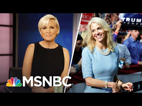Mika Here s Why I Won t Book Kellyanne Conway Morning Joe MSNBC