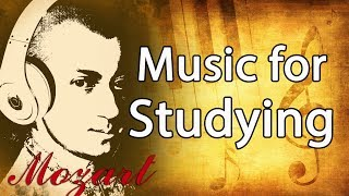 Mozart Classical Music for Studying, Concentration, Relaxation | Study Music | Piano Instrumental