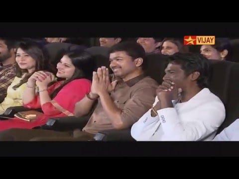 Xxx Mp4 Theri Audio Launch Full Ilayathalapathy Vijay GV50 Vijay TV 03 04 16 3gp Sex