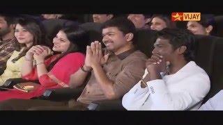 Theri Audio Launch Full | Ilayathalapathy Vijay | GV50 | Vijay TV | 03/04/16