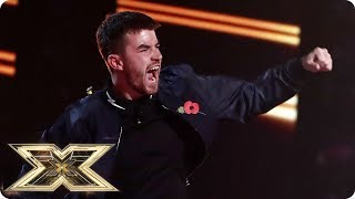 Anthony Russell's got the Eye of the Tiger | Live Shows Week 4 | The X Factor UK 2018