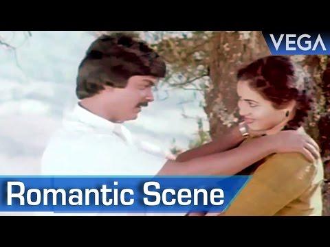 Murali Tells A Story To Jayashree || Kalamellam Un Madiyil Tamil Movie || Romantic Scene