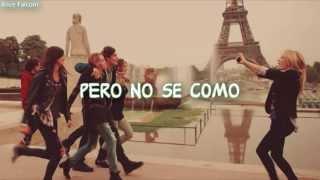 Jonathan Clay - Heart On Fire versión acustica subtitulada en español