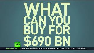 US House passes $690bn in military spending
