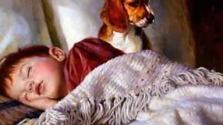 Спи, засни, моя дитино | Ukrainian lullaby | Платон Майборода