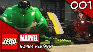 LEGO Marvel Super Heroes EPISODE 1 - HULK SMASH!