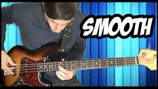 Smooth Blues Bass Solo