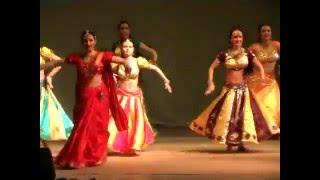 Bollywood Dance Dola Re Dola by Tarang Moscow
