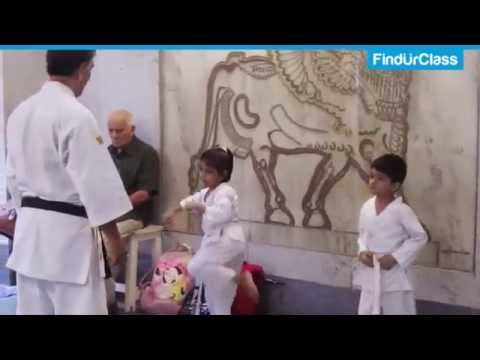 FindUrClass - Yudanshu Kobujitsu Karate Doh Federation