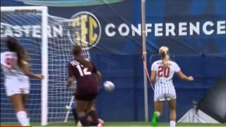 2015 NCAA Soccer: SEC Championship Final – Florida vs Texas A&M