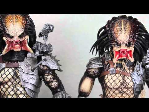 Predators Hot Toys Classic Predator Movie Masterpiece 1 6 Scale Collectible Figure Review