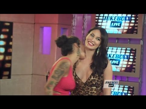 Behind The Scenes with Bonnie Rotten | Jukeboxx LIVE