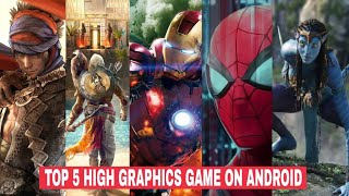 Top 5 High Graphics Java Games on Android (2018)