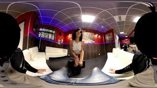 360° VR VIDEO - VR Girl Lap Dance - Big Ass Butt - Sexy Hot Strip Tease - VIRTUAL REALITY