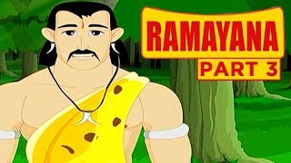 Ramayana For Kids In Hindi | Part 3 | Mythological Stories | Ramayana Story | Masti Ki Paathshaala