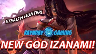 New God Izanami Ability Overview And Bui 2 Years Ago