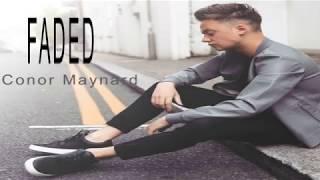 Allan walker-Faded Lyrics Conor Maynard cover feat. Anth