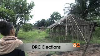 DRC Elections Update