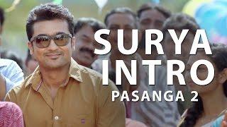 Pasanga 2 - Suriya Intro Scene | Amala Paul | Pandiraj