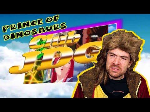 Club JDG Prince of Dinosaurs MONDO