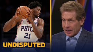 Skip and Shannon react to Joel Embiid