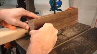Simple Band-saw Fence