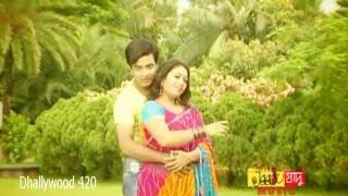 Tomake Bou Banabo Bangla Movie Title Song Shakib khan & Shabnur Old Song