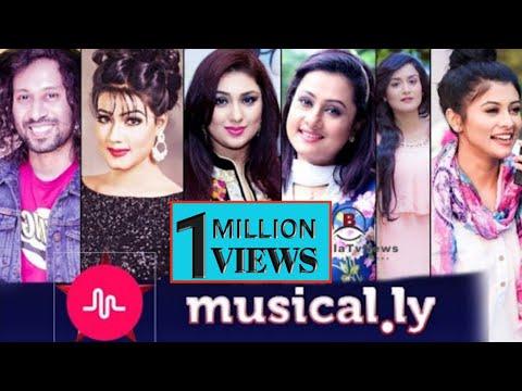 Xxx Mp4 Bangladeshi Celebrity Funny Musically Part 1 Apu Biswas Mahiya Mahi MumtaheenaToya Nadia 3gp Sex