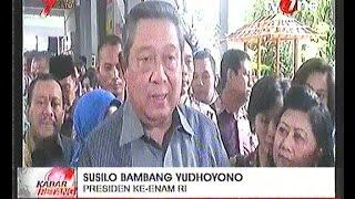 SBY Pulang Kampung Ke Pacitan Jatim