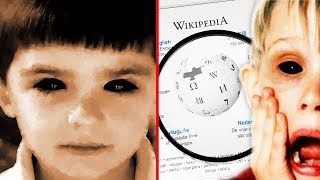 DIE 5 GRUSELIGSTEN Wikipedia Artikel!