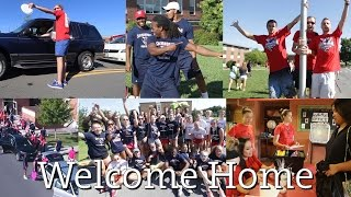 2016 Move In Day - Welcome Home
