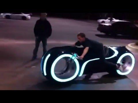 Tron light Bike