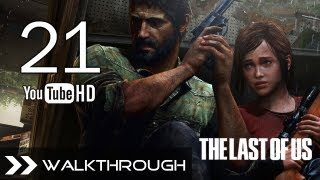 The Last of Us Walkthrough - Gameplay Part 21 74% (The University - Science Building) HD 1080p
