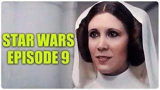 Keine digitale (CGI) Prinzessin LEIA in STAR WARS 9 | Film News 2017