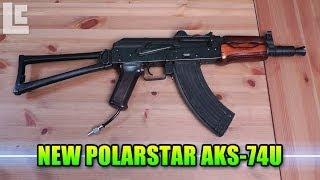 New Polarstar PAK-74UN Pneumatic Airsoft Gun (SC Village Viper Gameplay/Commentary)