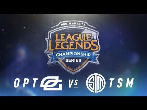 Xxx Mp4 OPT Vs TSM Week 6 Day 2 NA LCS Spring Split OpTic Gaming Vs TSM 2018 3gp Sex