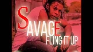Savage - Culu Culu Pt 2 [Fling It Up] (Easy Rider Riddim) - April 2016