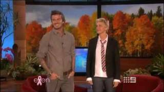 David Beckham on The Ellen DeGeneres Show 27/10/2010
